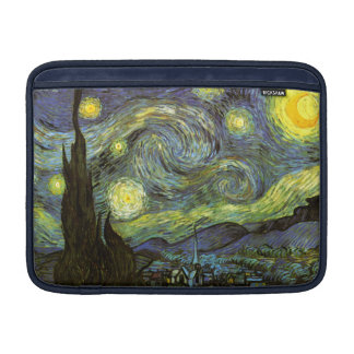 Van Gogh: Starry natt Sleeve För MacBook Air