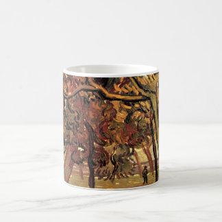 Van Gogh studie av Impressionism för Kaffemugg