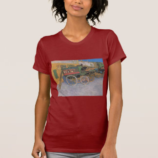 Van Gogh - Tarascon diligens (1888) Tshirts