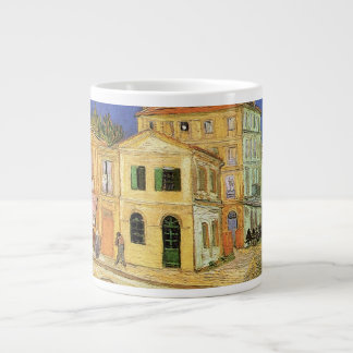 Van Gogh Vincents hus i Arles, konst Jumbo Mugg