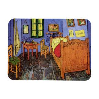 Van Gogh Vincents sovrum i Arles, konst Magnet