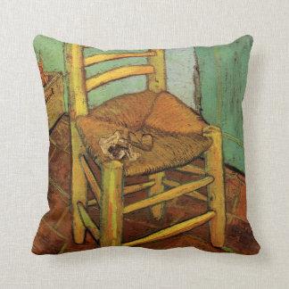 Van Gogh; Vincents stol med leda i rör, Kudde