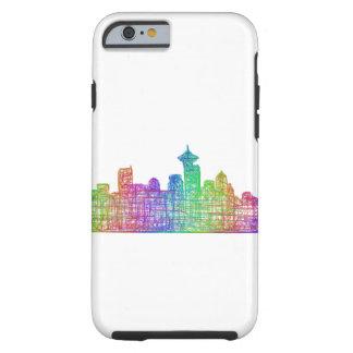 Vancouver horisont tough iPhone 6 fodral