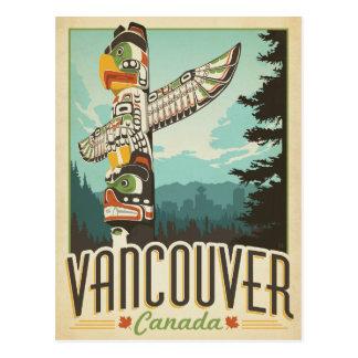Vancouver Kanada Vykort