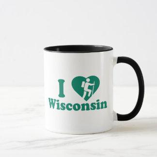Vandring Wisconsin Mugg