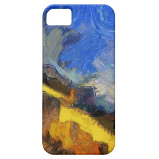 vangogh_greatwall iPhone 5 Case-Mate cases