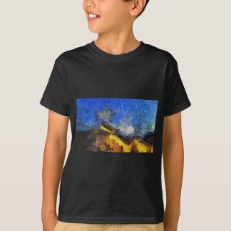 vangogh_greatwall t shirt