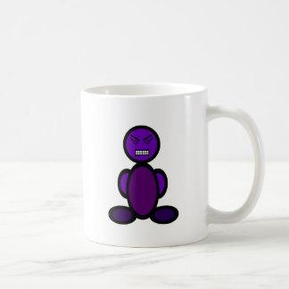(Vanlig) arg, Kaffemugg