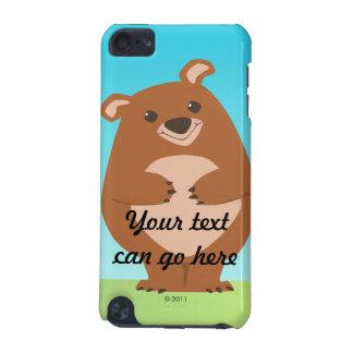 Vänlig björn iPod touch 5G fodral