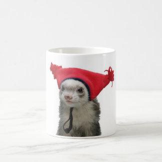Vanlig galen vesslamuggar kaffemugg