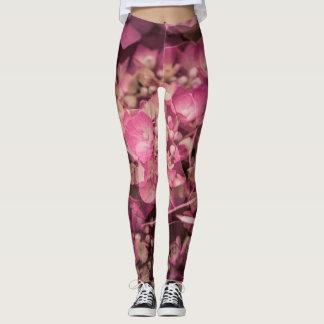 Vanlig hortensia leggings