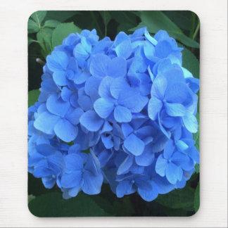 VANLIG HORTENSIA så blått & grönt - Musmatta
