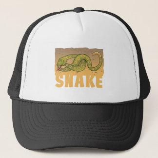 Vänlig orm keps