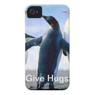 Vänlig pingvin iPhone 4 skal