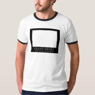 Vanlig skjorta tee shirts