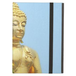 vänliga sittande buddha iPad air fodral