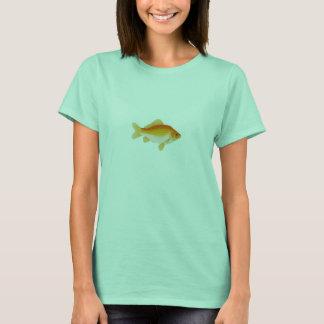 Vanligt guldfisk t-shirt