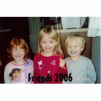 Vänner 2006 photo cut out