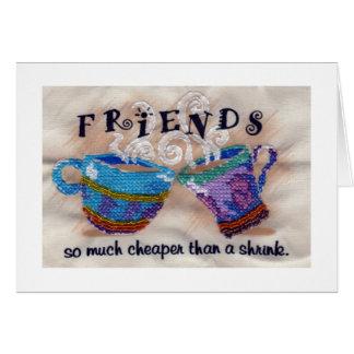 Vänner OBS Kort