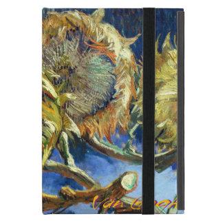 Vans Gogh solrosor iPad Mini Fodral