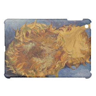 Vans Gogh solrosor iPad Mini Skal