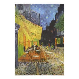 Vans Gogh terrassCafe Fotokonst