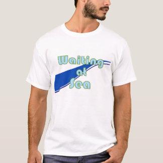 Vänta på den havsBaha skjortan Tee Shirt