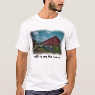Vänta på… tee shirt