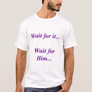 Väntande jul tshirts
