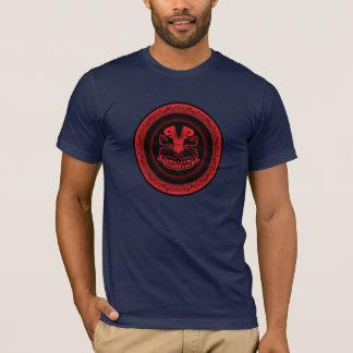 Vanwizle vapensköldBullseye T-shirt
