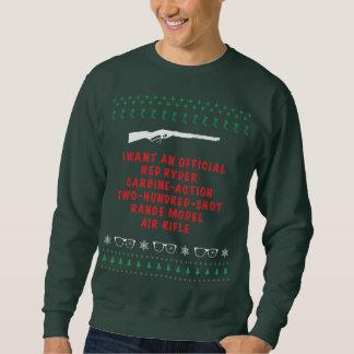Vapen för jultröjaBB Sweatshirt