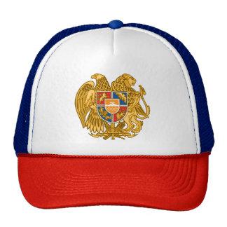 Vapensköld av Armenien - armenisk Emblem Keps