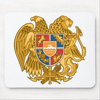 Vapensköld av Armenien - armenisk Emblem Musmattor