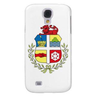 Vapensköld av Aruba Galaxy S4 Fodral