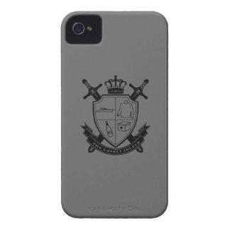 Vapensköld Case-Mate iPhone 4 Skydd