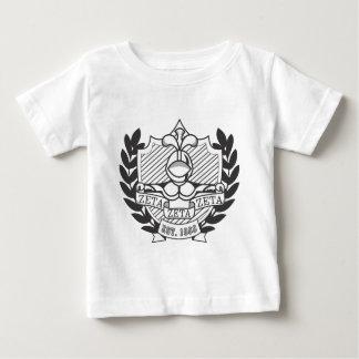 Vapensköld för broderskap för ZetaZetaZeta - B&W T Shirt