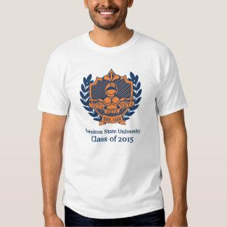 Vapensköld för broderskap för ZetaZetaZeta - T Shirt