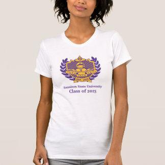 Vapensköld för broderskap för ZetaZetaZeta - Tshirts