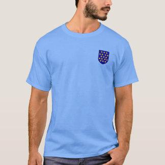 Vapensköld för herr Percival T-shirt