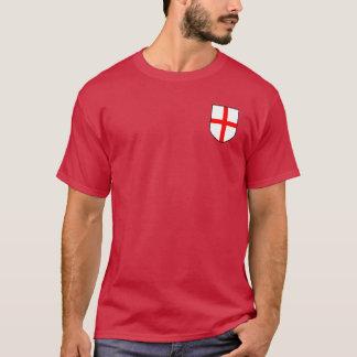 Vapensköldskjorta för herr Galahad Tshirts
