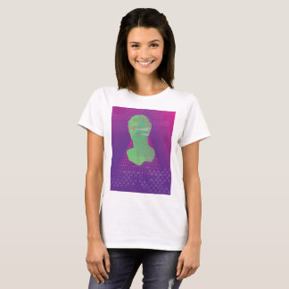 Vaporwave t-skjorta t shirt