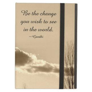Var ändringen fodral för iPad air