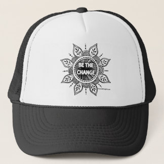 Be the Change Mandala Cap