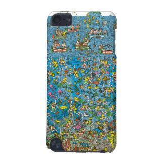 Var är dykare Waldo för det djupa havet iPod Touch 5G Fodral