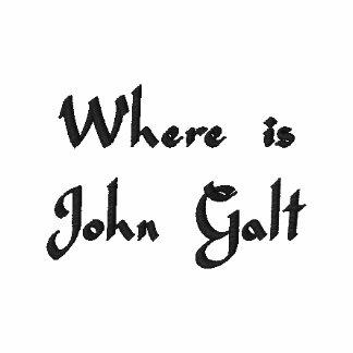 Var är John Galt Polo Tröja