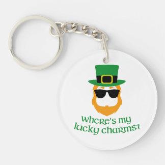 Var är min lyckliga berlock? St Patrick dagtroll