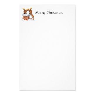 Var är Santa brevpapper