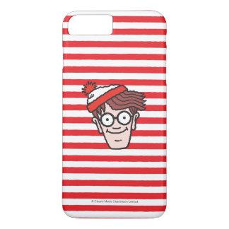 Var är Waldo ansikte