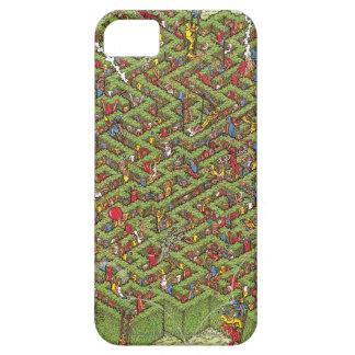 Var är Waldo den underbara flykten iPhone 5 Skal