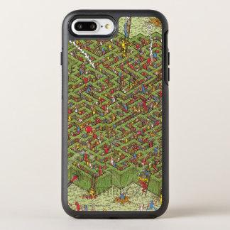 Var är Waldo den underbara flykten OtterBox Symmetry iPhone 7 Plus Skal